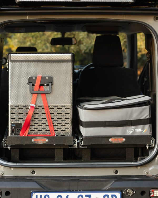 Suzuki Jimny Slide - Bushtech